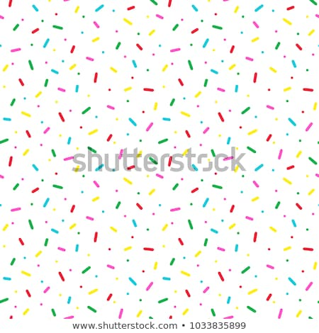 vector pattern of sweet candy Stock photo © Galyna