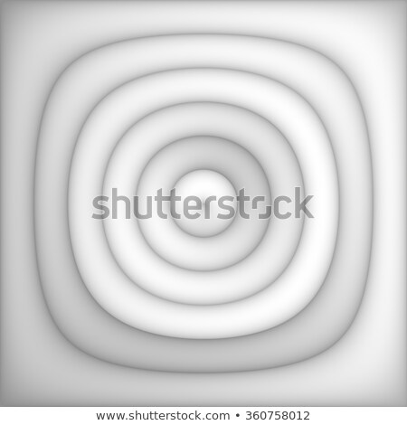 raster greyscale gradient concentric circles light abstract background stock photo © samolevsky