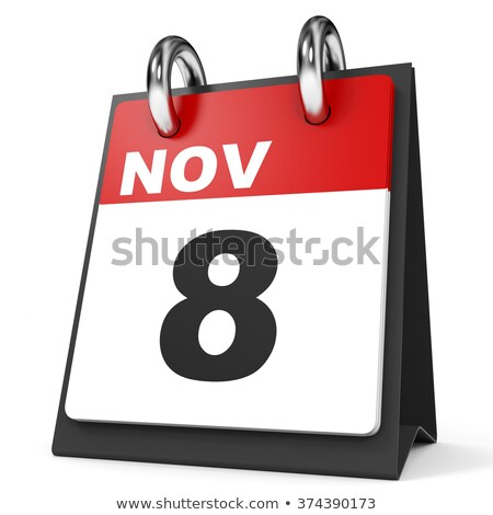 8th November Stock photo © Oakozhan
