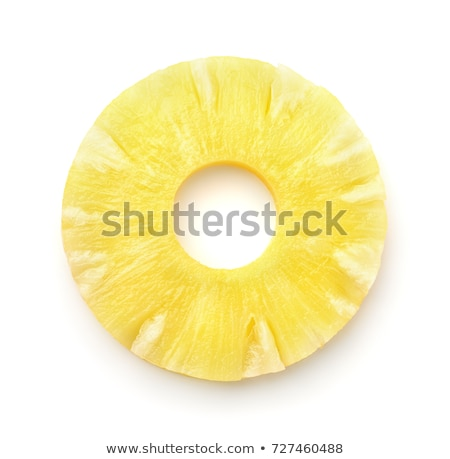 свежие ананаса Ломтики продовольствие желтый Сток-фото © Digifoodstock