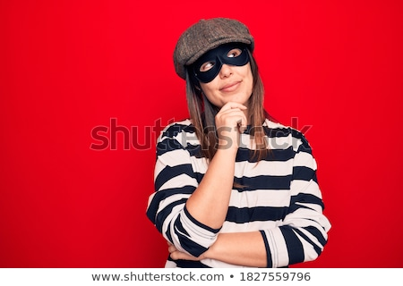 women thief Stock photo © adrenalina