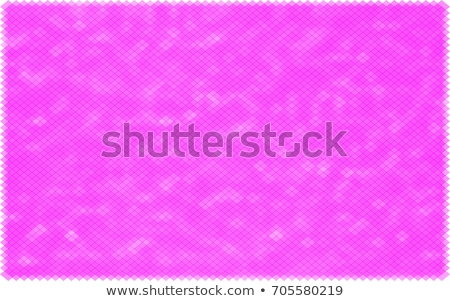 Frosted Glass Checkerboard in Red Stock photo © Frankljr