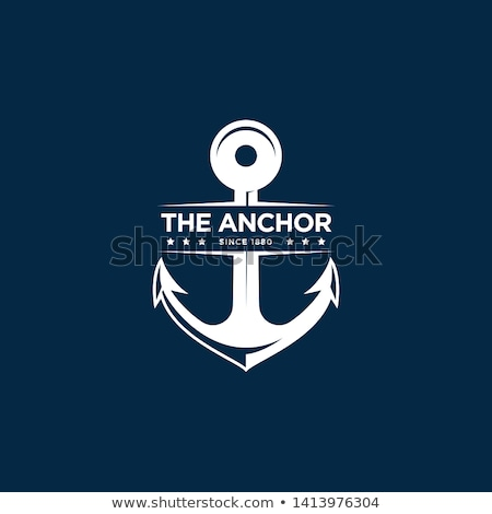 ancre · logo · symbole · marines · transport · Voyage - photo stock © meisuseno