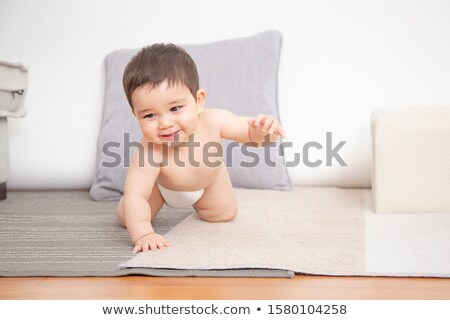 Baby crawling away Stock photo © IS2
