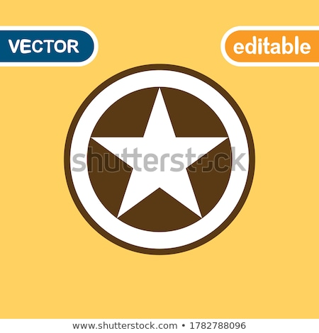 negro · amarillo · escudo · emblema · vid - foto stock © kyryloff