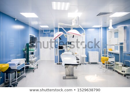 Interior of surgery room in modern clinics with all necessary equipment Stock photo © pressmaster