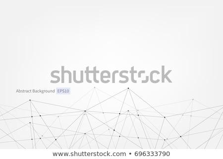 Gray market concept vector illustration. Stock photo © RAStudio