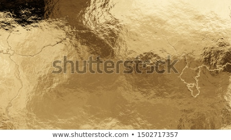 crumpled metal background stock photo © leonardi