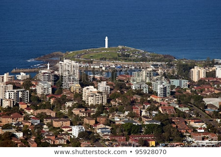 Wollongong City And Suburbs Foto stock © clearviewstock