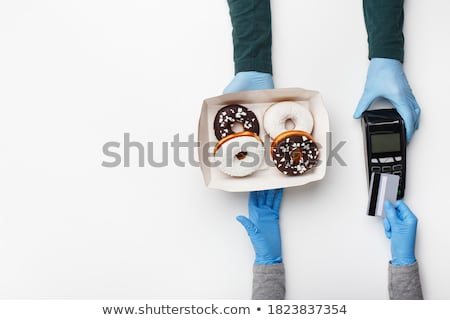 meal calorie cards stock photo © sahua