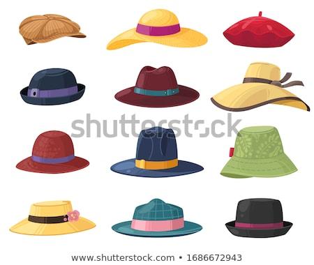 Set of hats. Stock photo © Kurhan