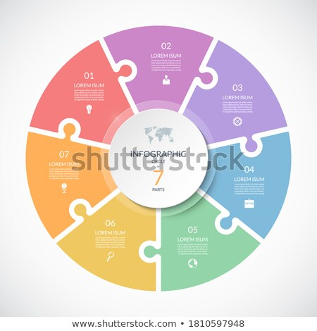 diagram, chart, graph Stock photo © 4designersart
