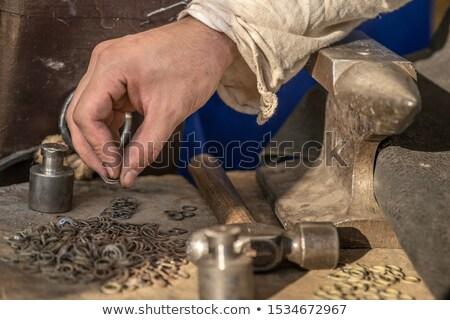 Artisan outil métal Photo stock © photography33