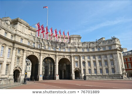 arquitectura · antigua · Inglaterra · Londres · Europa · pared - foto stock © antartis