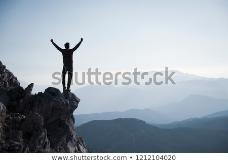 determination to succeed stock photo © lightsource