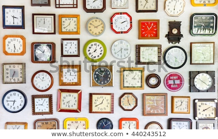 canabis · verde · relógio · branco · abstrato · vetor - foto stock © rioillustrator