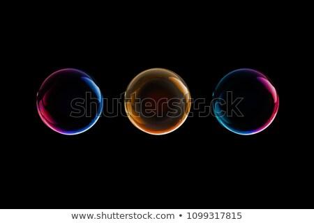 licht · kleurrijk · bubbels · patroon · abstract · naadloos - stockfoto © helenstock