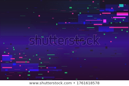pixel shapes Stock photo © mayboro