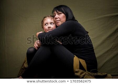 Crisis Shelter Stock photo © Lightsource