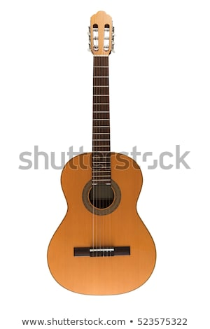 spanish guitar Stock photo © nelsonart