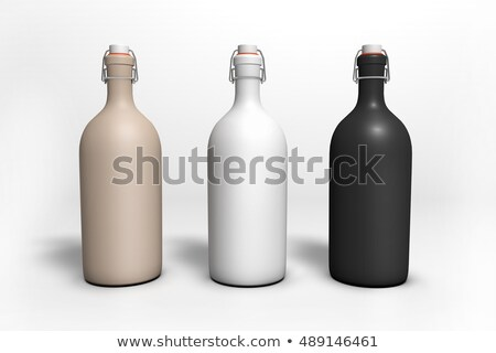 Ceramic bottle stock photo © gavran333