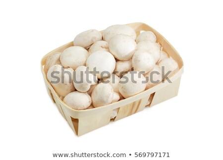 Bouton champignons alimentaire fond champignons Photo stock © vinodpillai