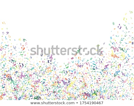 画像 · 飛行 · 色 · 肖像 · ミュージシャン - ストックフォト © wavebreak_media