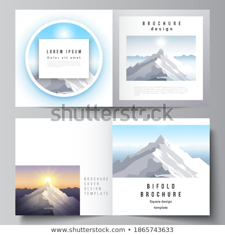Vacations Concept. Folders in Catalog. Stock photo © tashatuvango