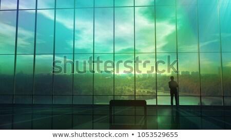 dev · finansal · başarı · para · yüz · dolar - stok fotoğraf © conceptcafe