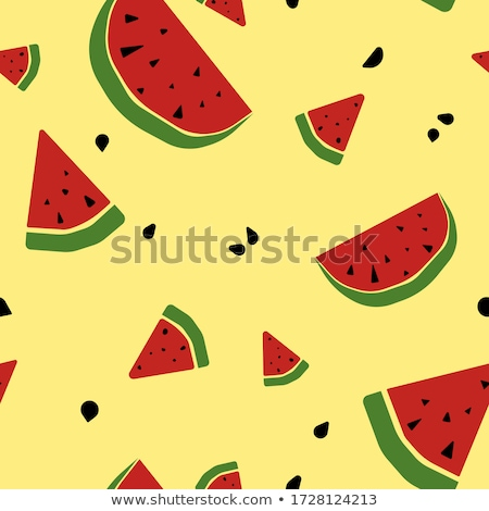 Watermelon, isolated on a neutral background Stock photo © studiostoks