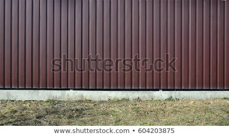 Сток-фото: металл · вертикальный · текстуры · фон