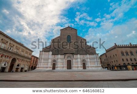 Bazilika ana kilise dünya İtalya Stok fotoğraf © borisb17
