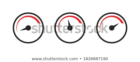 Performance measurement indicator with high load level Stock photo © evgeny89