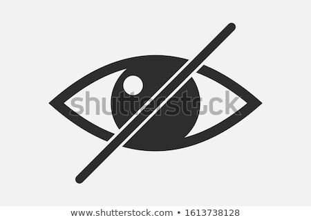 Avoiding eye contact stock photo © Zela