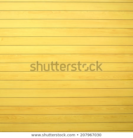 yellow wood wall stock photo © dutourdumonde
