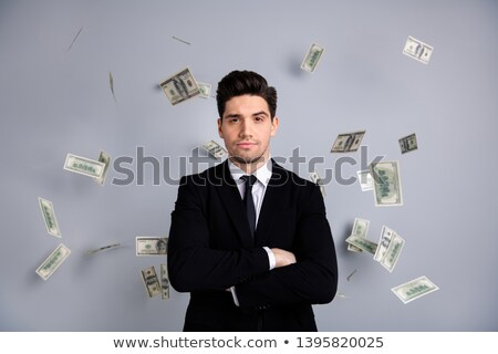 Businessman about to blow his top Stock photo © photography33