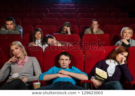bad movies stock photo © lightsource