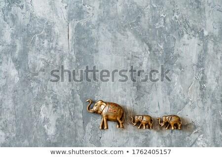Brass Elephant  Stock photo © premiere