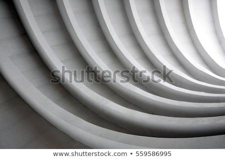 teto · pormenor · alumínio · folha · projeto · fundo - foto stock © dutourdumonde