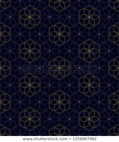 Diamante azul seda tecido roxo isolado Foto stock © dengess