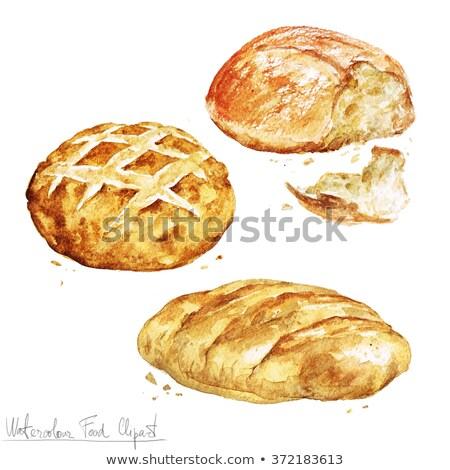 brood · brood · kruidenier · witte · europese - stockfoto © saddako2