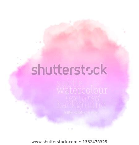 violette · couleur · design · eps · vecteur - photo stock © beholdereye