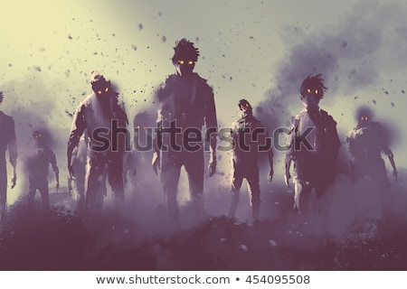 Stock photo: Zombie Apocalypse