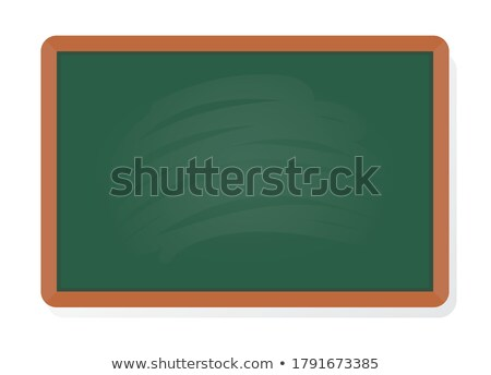 website text on green board stock photo © fuzzbones0