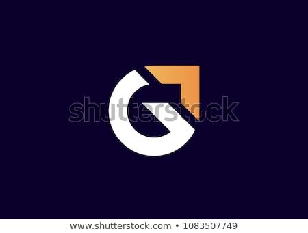 logo · conception · de · logo · affaires · design · signe · lettre - photo stock © sdCrea