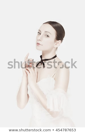 romantyczny · dance · pan · młody · oblubienicy · taniec · ślub - zdjęcia stock © master1305