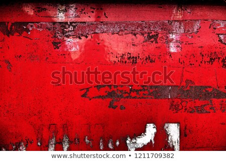 Rood · grunge · geschilderd · abstract · hand · aquarel - stockfoto © zerbor