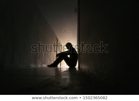 people with stress and depression Stock photo © Kurhan