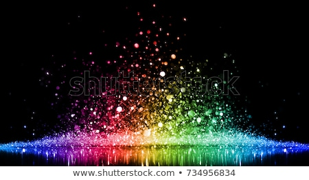 abstract rainbow color glitter background stock photo © sarts