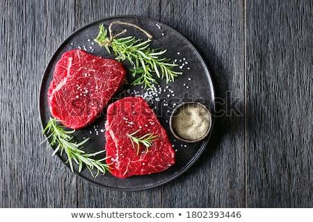 Hip steak Stock photo © joker